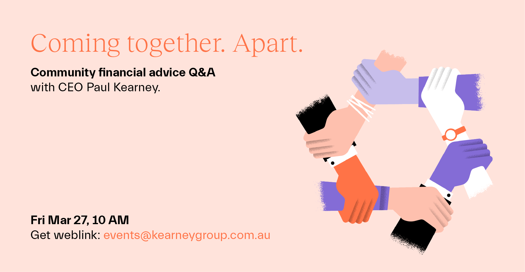 Kearney Group News Featuredimage Virtual Qanda Paul Kearney